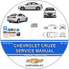 Thumbnail CHEVROLET CRUZE JG JH 2010 - 2016 Service Repair Manual