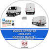 Thumbnail DODGE SPRINTER 2006 - 2010 Service Repair Manual 06 07 08 09