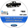 Thumbnail Ford Pickup F150 1997 - 2000 Service Repair Manual F-150